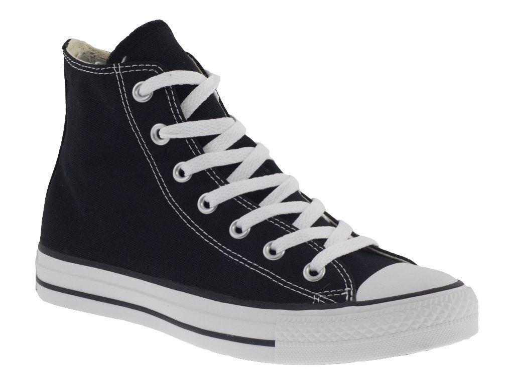 CONVERSE Zapatos ALL STAR HI NERO Zapatos CONVERSE ALTE hombre mujer 0dee0e