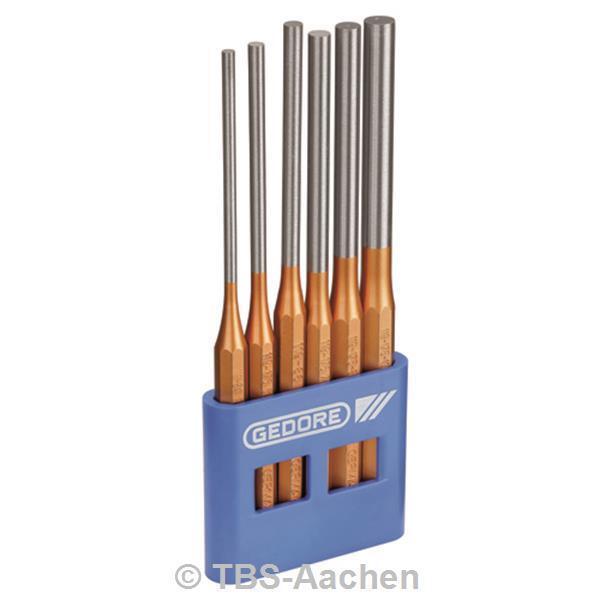 Gedore 119 L Splinttreibersatz 6tlg. Lang