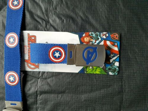 Primark Disney Marvel Captain America Star Wars boys belt S M L socks 34-36