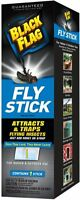 Black Flag Fly Stick Insect Trap 1 Stick Each on sale