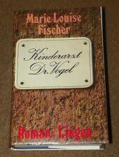 KINDERARZT DR. VOGEL Marie Louise Fischer German Roman Hardcover Book Novel