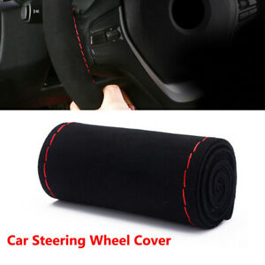 Car-Steering-Wheel-Cover-For-37-38CM-Steering-wheel-Hand-Sewing-Soft-Accessories