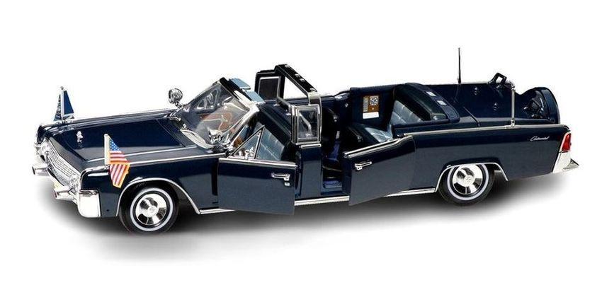 Lincoln X 100 JFK J.F. Kennedy 1961 Presidential Series 1 24 Model