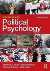 Introduction to Political Psychology by Elena Mastors, Martha L. Cottam, Beth Dietz-Uhler, Thomas Preston (Paperback, 2015)