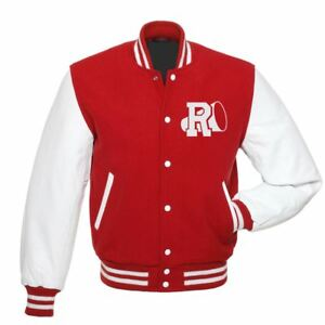 Adults Red White Rydale High Grease American College Baseball
