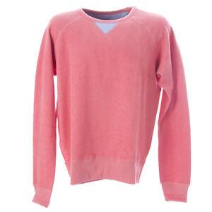 OLASUL-Men-039-s-Coral-Reverse-Sweatshirt-130-NEW