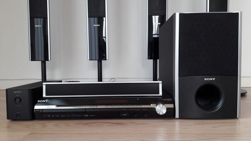 Sony, Dav-dz860w, 5.1 højttalersæt