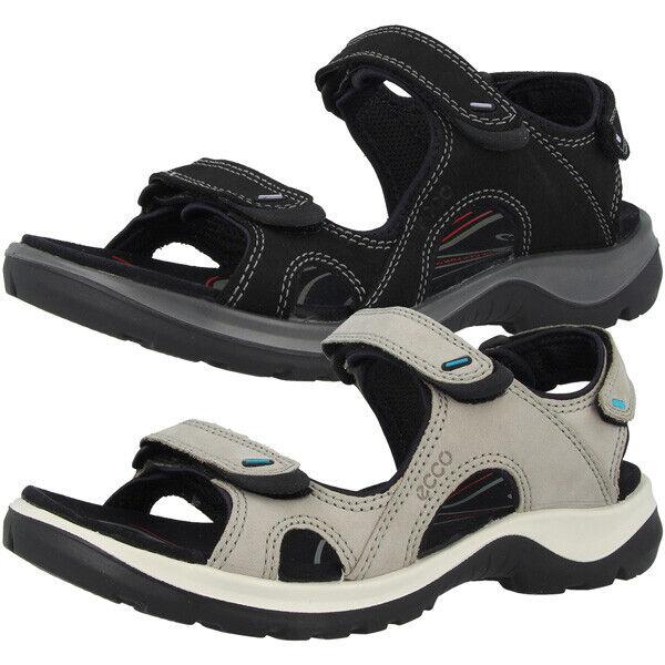 Ecco Offroad Ladies Donna Trekking Hiking Sandalo Outdoor Tempo Libero Scarpe 822123