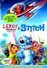 Leroy & Stitch 786936298765 With Daveigh Chase DVD Region 1
