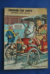 Canadian-Tire-Catalogue-1963-64-Fall-and-Winter-Rare-French-Edition