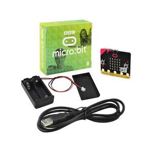 Electronica-Basica-keyestudio-Kit-de-arranque-Kits-Para-Micro-conjunto-de-bits-MICROBIT-Hazlo-tu
