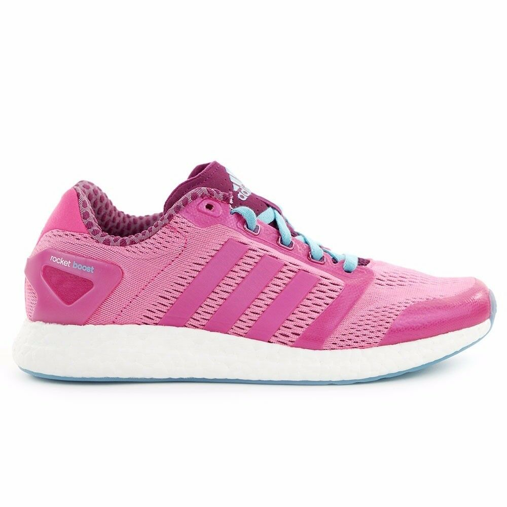 adidas Climachill Damenschuhe Trainer Schuhe SIZE 6 Pink Textile Schuhe  /-