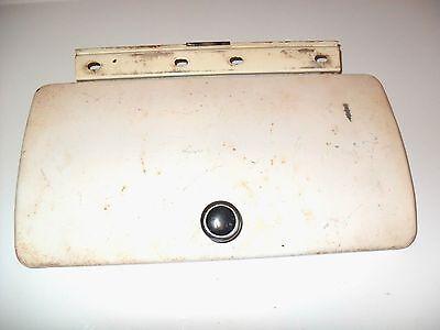 54 55 1954 1955 DODGE PICKUP TRUCK DASH GLOVE BOX DOOR LID COVER