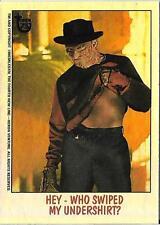 2013 Topps 75th Anniversary Foil #88 Fright Flicks   Freddy Krueger   1988
