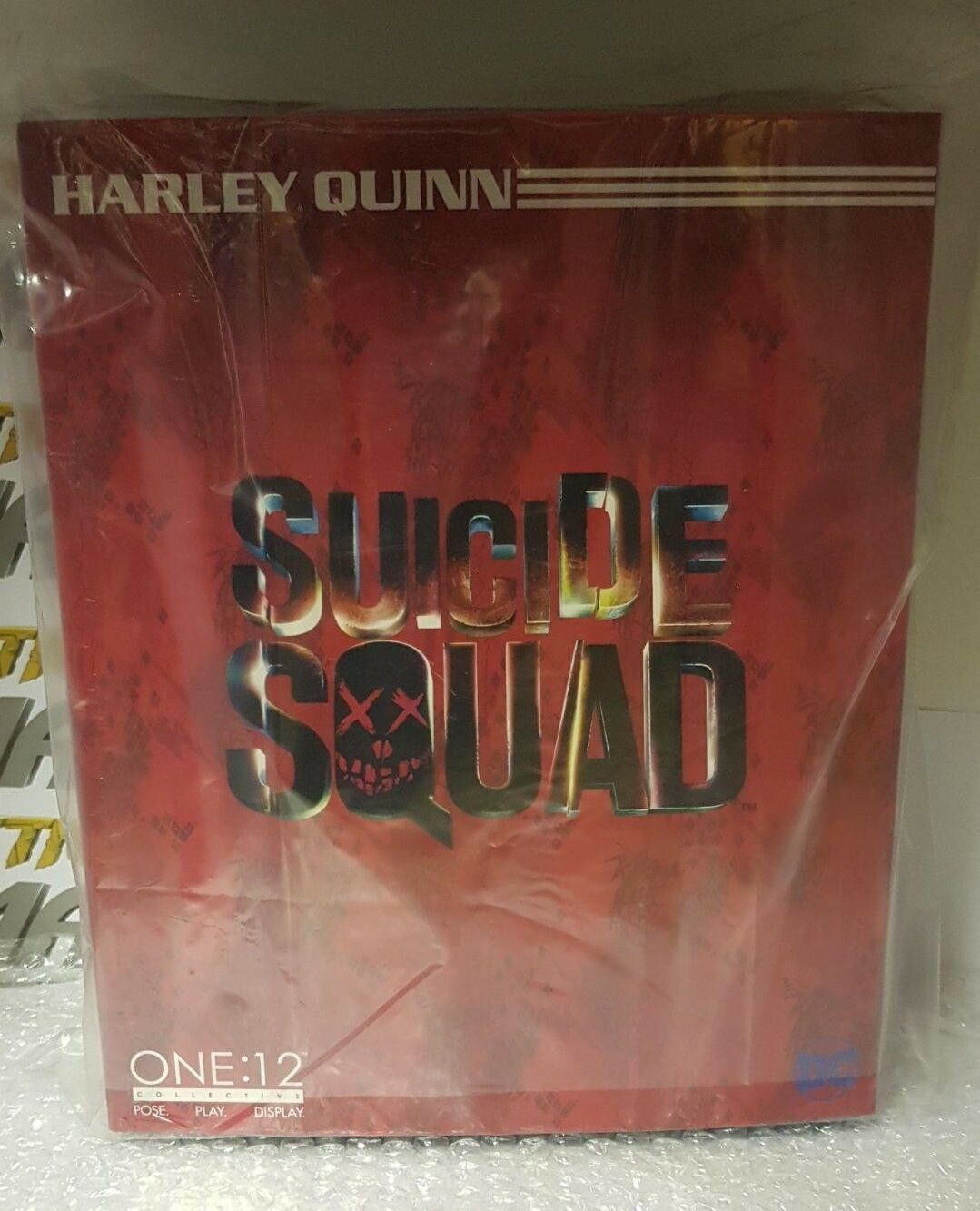 Mezco ONE:12 COLLECTIVE SUICIDE SQUAD HARLEY QUINN