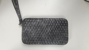 GRAY-LEATHER-WEAVE-CARD-WALLET