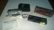 2 VINTAGE Cameras SIRIUS 110 & POLAROID 340AFVery hard to find