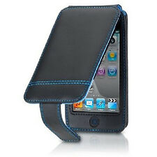 Belkin Verve Leather Folio Flip Case w/ID Card Slots for iPhone 4S 4 (Black)