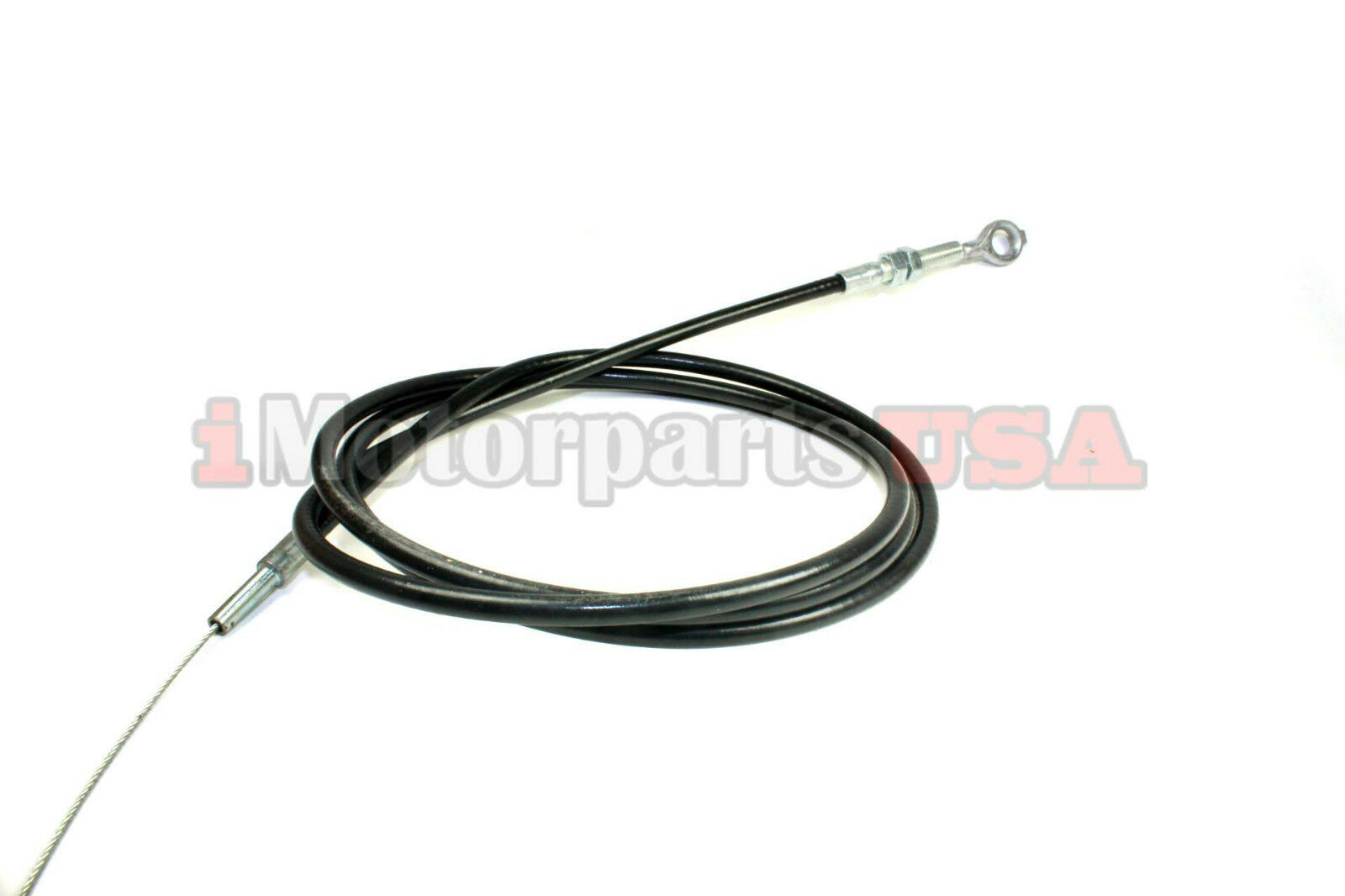 """2 PACK HEAVY DUTY 61/"""" LONG THROTTLE CABLE MANCO 8252 ASW GO KART CART BUGGY"""