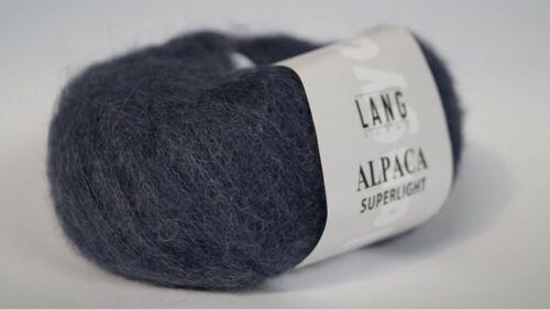 Lang Yarns Alpaca Superlight WSV