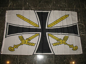 3x5 Commander in Chief 1935-1939 Flag Rough Tex Knitted Flag 3'x5' Banner