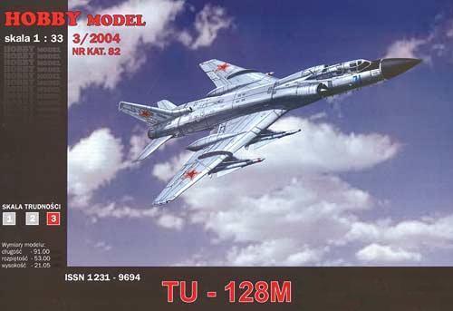 Hobby Model 82 - Tupolev Tu-128 Fiddler 1 3 3