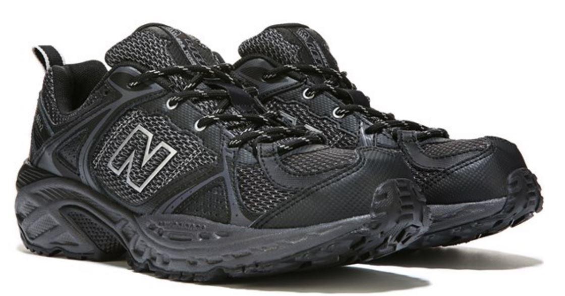 SALE NIB New Balance Homme 481 Trail Running Chaussures Medium&4EWide Width