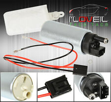 255 LPH HIGH PRESSURE IN TANK FUEL PUMP KIT FOR CHEVY CORVETTE CAMARO LS1 LS6