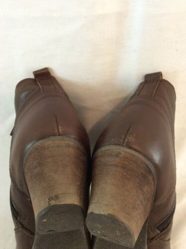 tobillo 8 Clarks marrón talla cuero Botas de IH4q1wq87