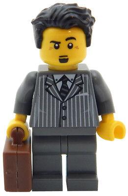 NEW LEGO CLASSIC MAFIA CONSIGLIERE MINIFIG gangster lawyer mob godfather figure
