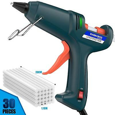 Rapid Preheating Hot Glue Gun RAGNAROS 60W Thermostat Hot Melt Glue Gun