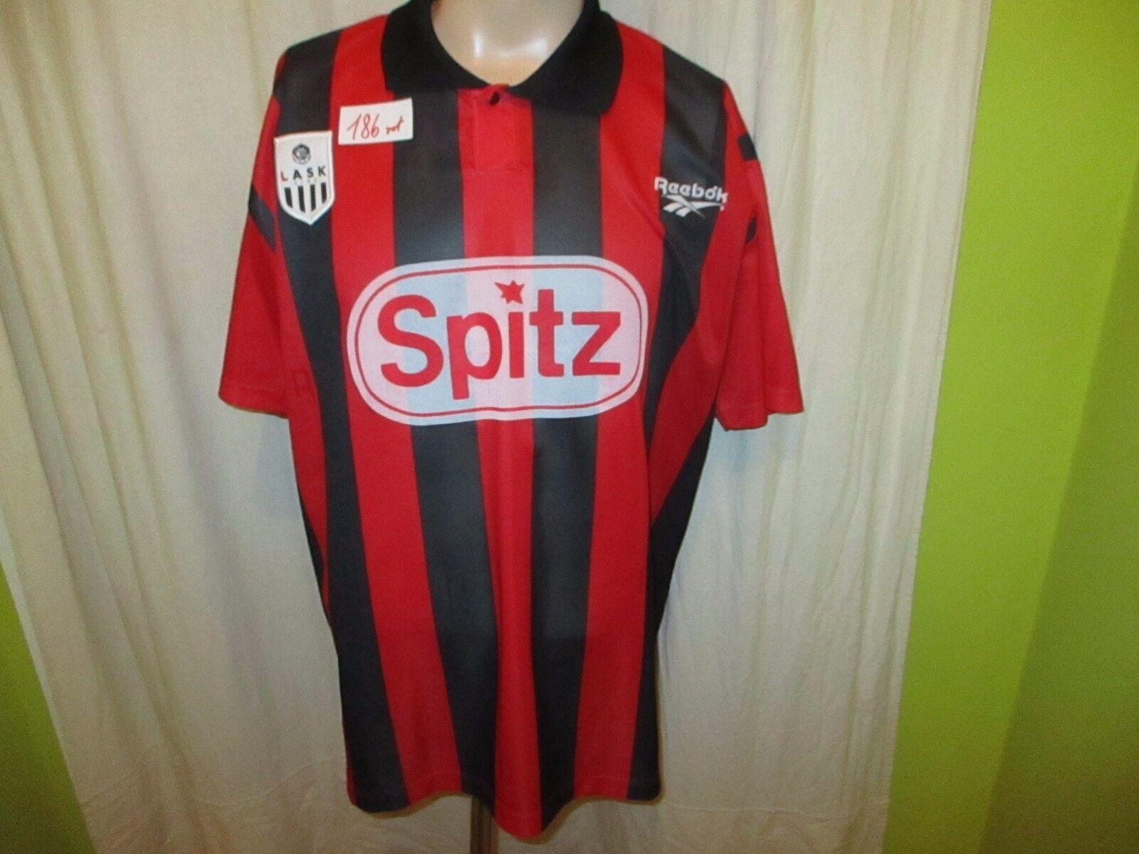 LASK Linz Original Reebok Heim Trikot 1996/97