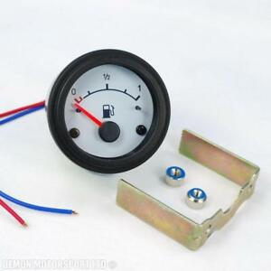 WHITE-FACE-FUEL-GAUGE-Suitable-For-Our-Fuel-Level-Senders-P-N-14517