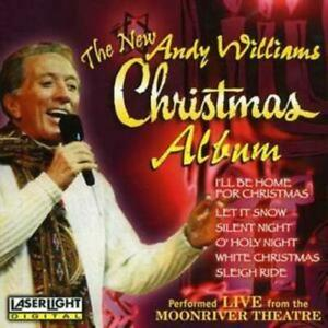 Andy-Williams-The-New-Andy-Williams-Christmas-Album-CD-2003-Amazing-Value