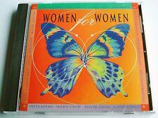 WOMEN FOR WOMEN - SONGS OF LIFE, LOVE & WOMANHOOD - 1994 MERCURY -  LIKE NEW