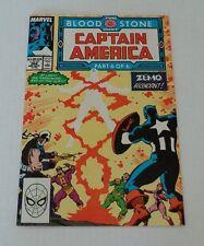 Captain America #362 (Nov 1989, Marvel)