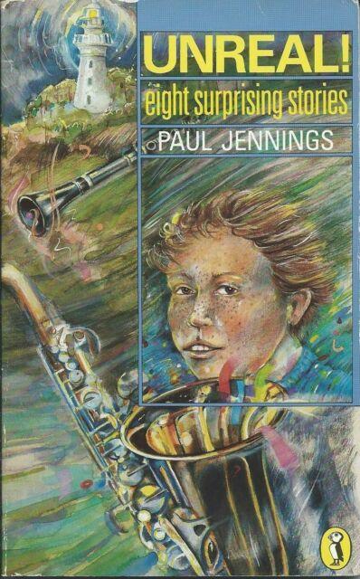 Unreal! : Eight Surprising Stories Jennings, Paul Good 9780140319651