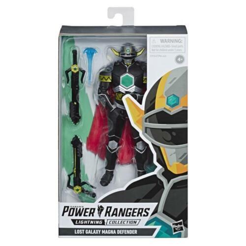 Hasbro Power Rangers Lightning COLLEZIONE WAVE 2-perso il difensore della Galassia MAGNA