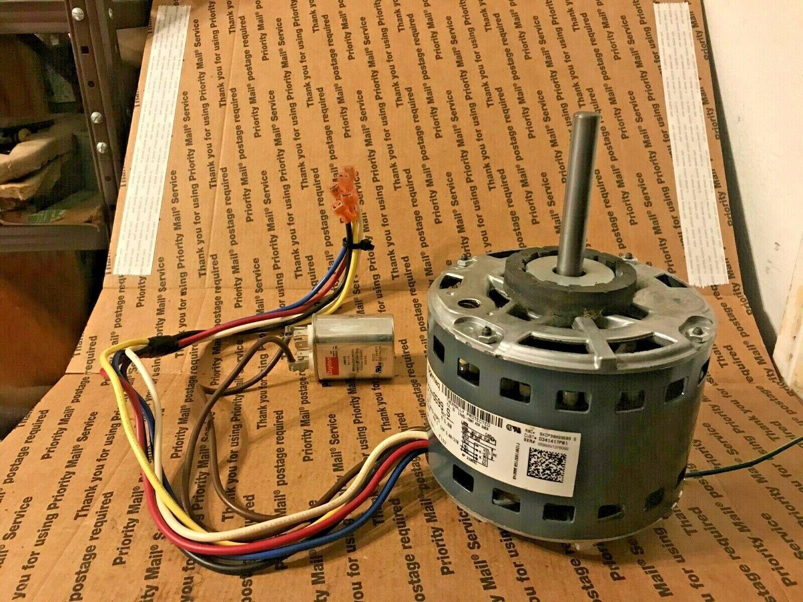 Nordyne Intertherm Miller Replm Blower Motor 1//2 HP 115v 621810 6218100 621810R
