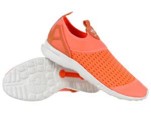 Details zu adidas Originals ZX Flux ADV Smooth Slip On Sneaker Schuhe Damen