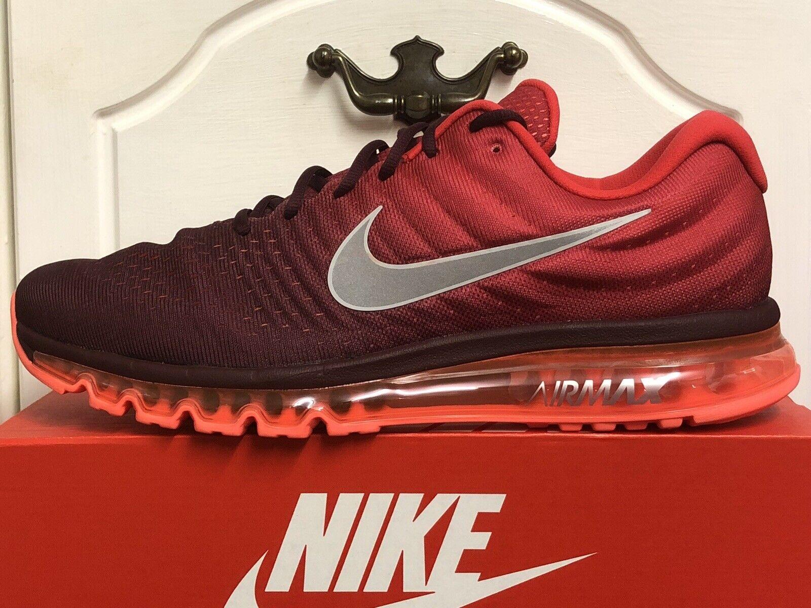 Zapatos hombre Para 2017 MAX NIKE AIR Tenis 15 US