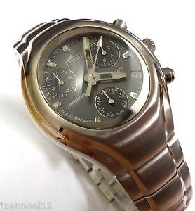 0651bd7d7851 Reloj pulsera cadete LOTUS 9760 Original cronómetro alarma MIYOTA ...