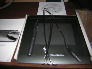 Graphics Tablets/boards & Pens Promethean Table Ctf 420/061 similar To Bambo Pen Table