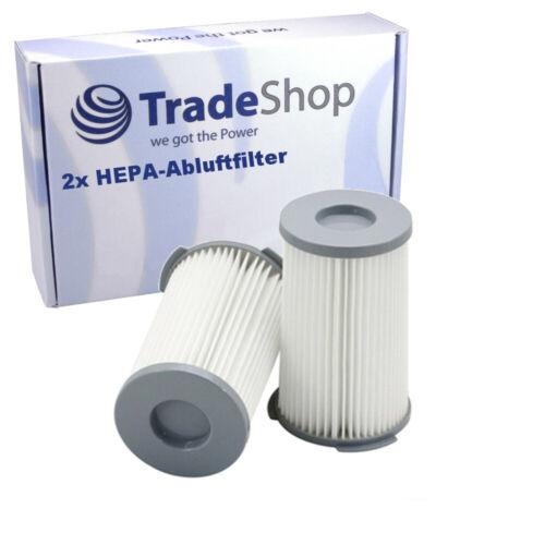 2x HEPA échappement D/'Air-Filtre pour AEG//Electrolux Tornado Eolys to6730 Tornado to6720