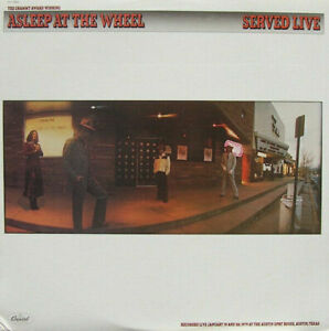 Asleep At The Wheel, Served Live [NEW] 1981 1ST PRESS  ST11945 ST-11945 - 05036