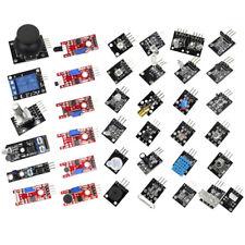 37 Sensor Ultimate 37 In 1 Sensor Modules Kit For Arduino Mcu Education Useaa