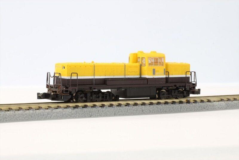 Rokuhan T012-2 Diesel Locomotive DE10 1500 A Cold District Type Nostalgic - Z