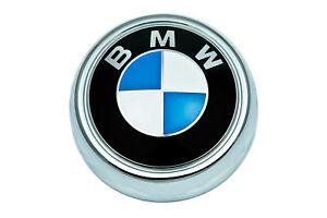 Bmw Genuine Logo Roundel Rear Boot Trunk Lid Badge Emblem E92 51147146051 Ebay