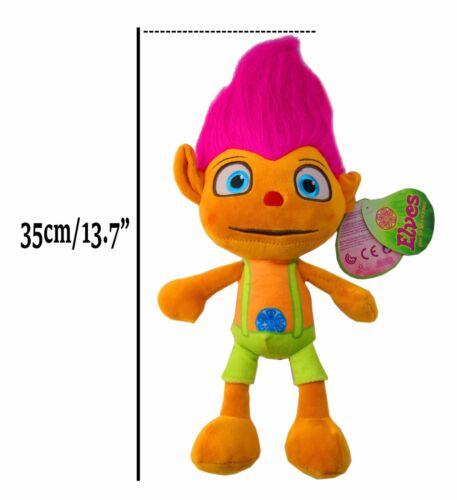 original 5 personnages différents disponibles! Elves DreamWorks jouets en peluche jouets
