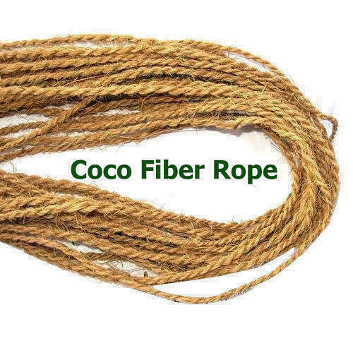 Coconut Rope 10m Long Brand New Handmade for bird nests and handicrafts